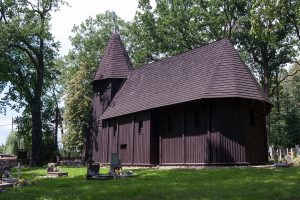 Kościół pw. Najświętszej Maryi Panny Królowej Polski Jakubowice