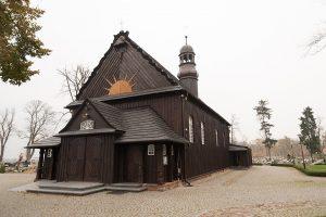 Kościół pw. Narodzenia Najświętszej Maryi Panny - Ociąż