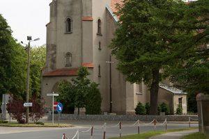 Kościół pw. św. Jana Chrzciciela Rozdrazew