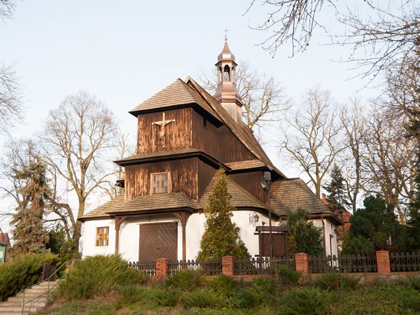 Kościół pw. św. Marii Magdaleny - Sośnica