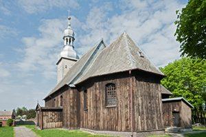 Kościół pw. Oczyszczenia Najświętszej Maryi Panny STARYGRÓD