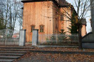 Kościół pw. Świętej Trójcy Węglewice