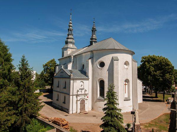 Kościół pw. św. Andrzeja Apostoła Złoczew
