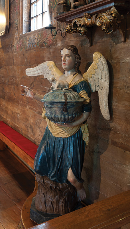 Anioł chrzestny