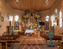 Kościół pw. Narodzenia Najświętszej Maryi Panny - Blizanów