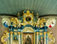 Kościół pw. św. Jakuba Apostoła - Czermin