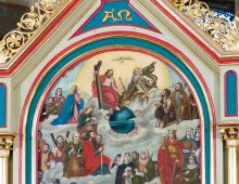 Kościół pw. Wszystkich Świętych - Droszew