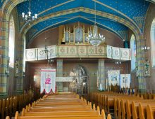 Kościół pw. Wszystkich Świętych - Lisków