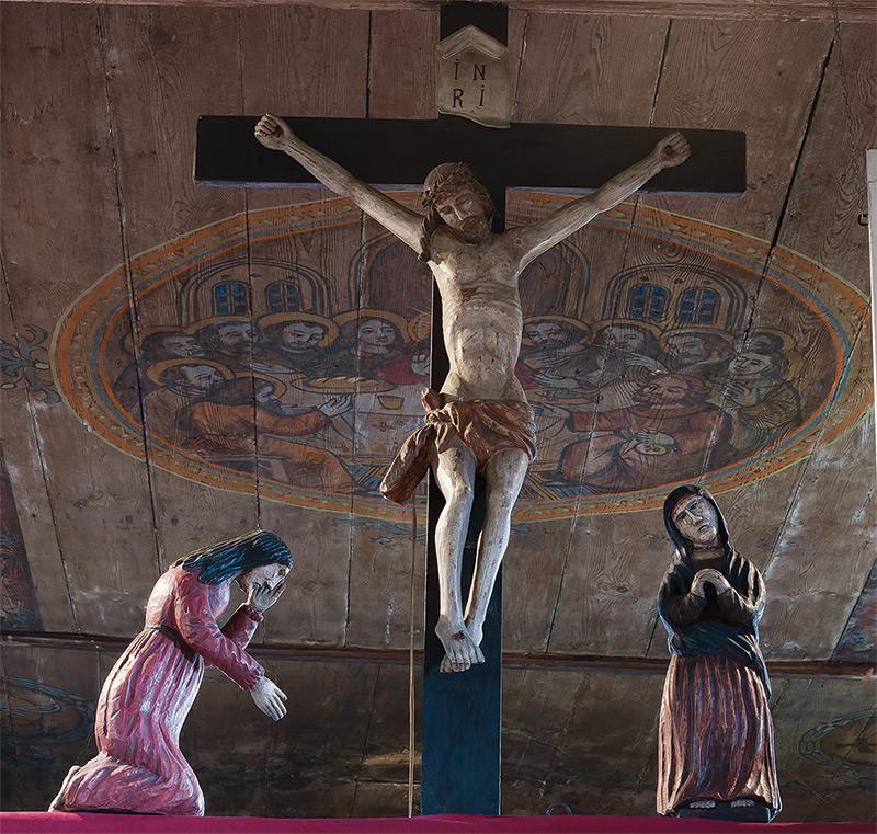 Niewiasty pod krzyżem