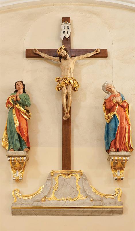 Testament z krzyża