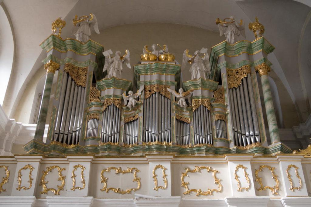 Organy Koźmin